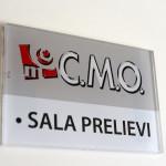 CMO Sala Prelievi - Boscoreale
