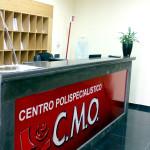 Accettazione del CMO - Centro Medico Polispecialistico - sede di Torre Annunziata Corso Umberto I (Napoli)